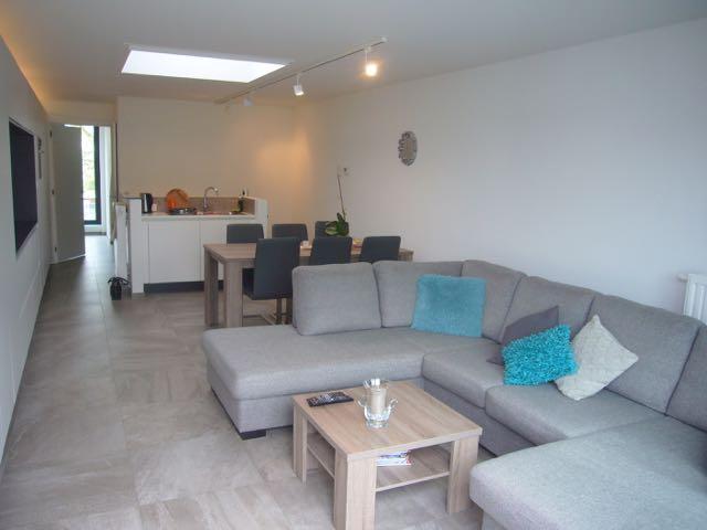 JURIMEX - Genk, Duplex - Design-duplexappartement met 1 slaapkamer ...